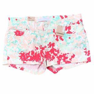 Levi's Shortie Shorts Size 5 Waist 27 NEW